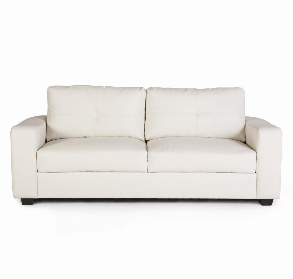 White Leather Sofa Cleaning Tips