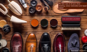 Leather Shoe Care Tips | The Leather Laundry Blog