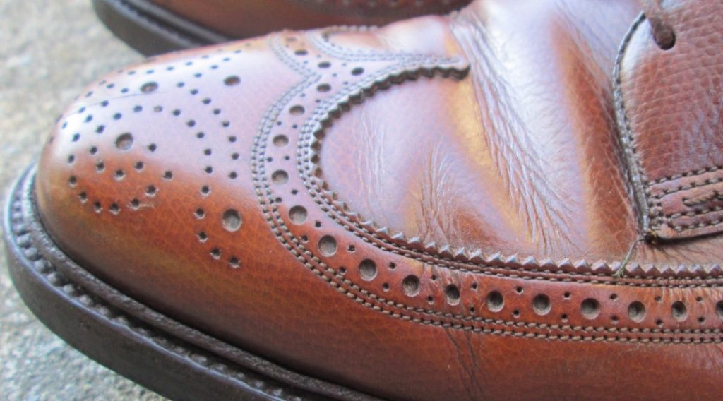 How to remove wrinkles from Leather Shoes | The Leather Laundry