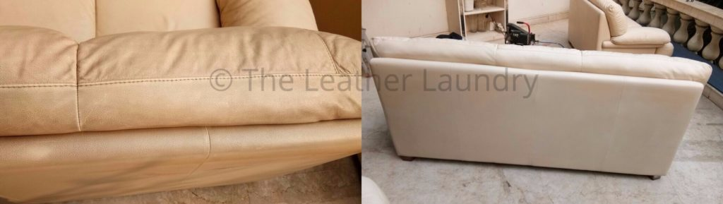Leather Sofa Cleaning White Leather Sofa Cleaner How To