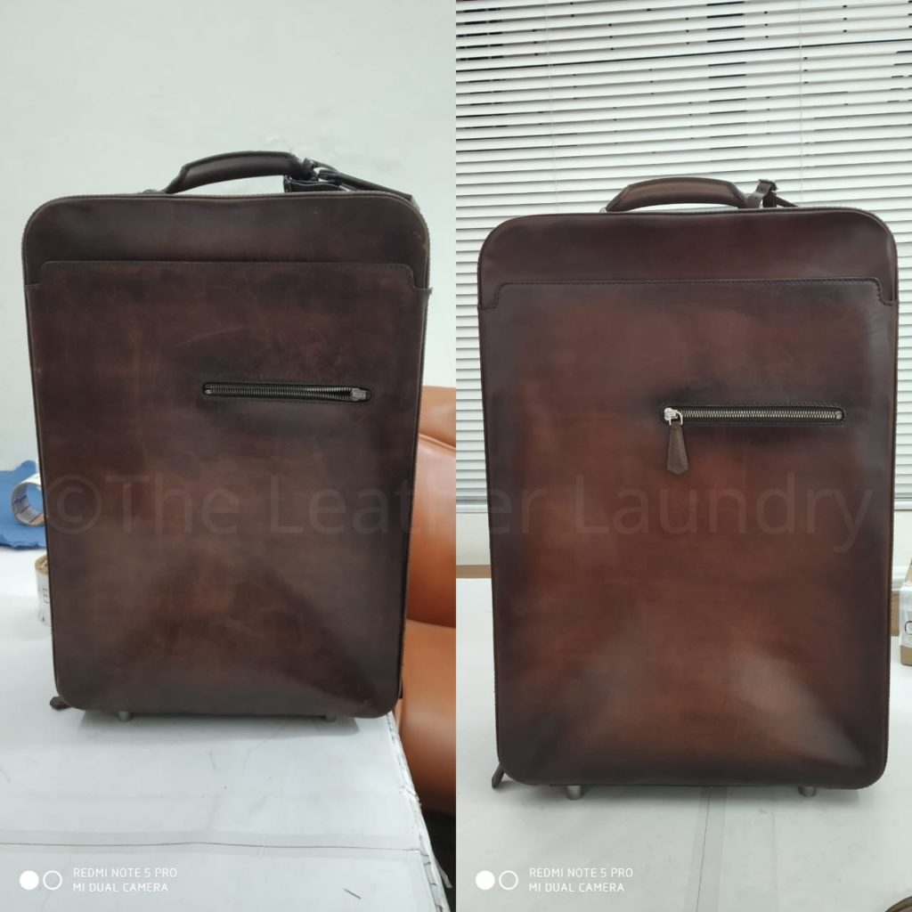 30 Years Of Industry Experience In Bag Repair And Cleaning