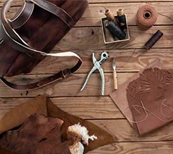 Leather Repair Service India