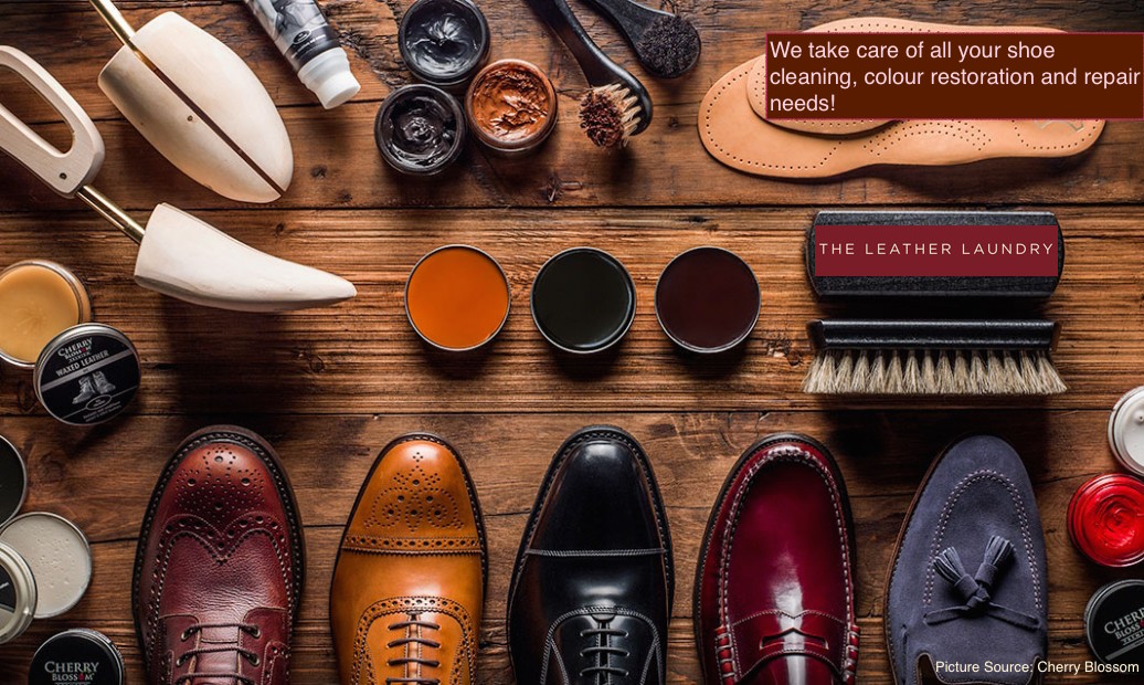 Shoe Care Tips Leather Suede