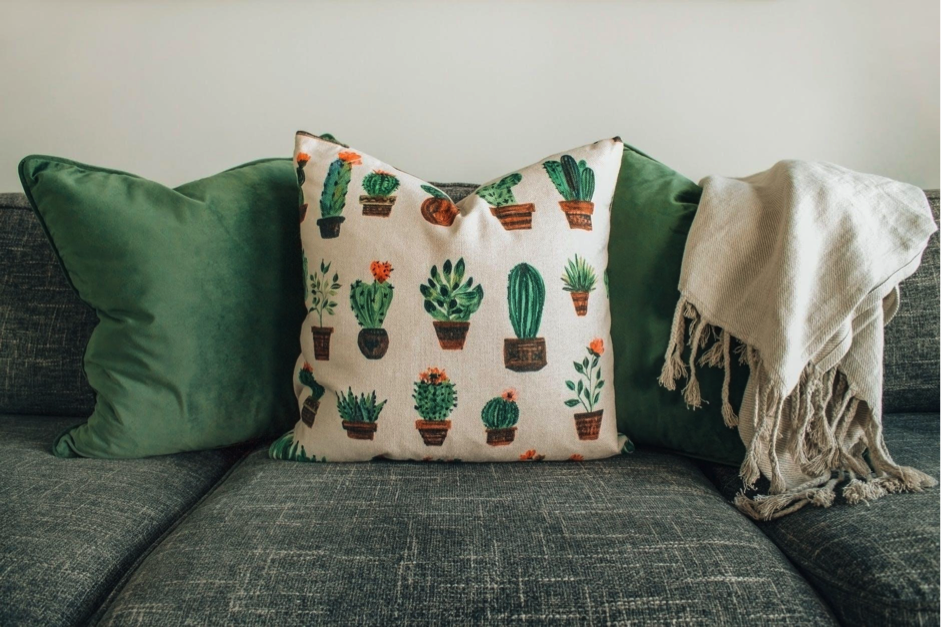 DIY upholstery cleaning at home