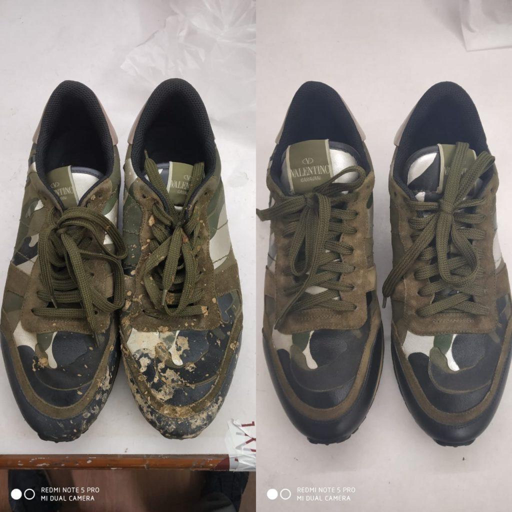 sneaker repair