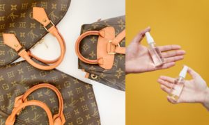 How To Sanitize Leather Handbags