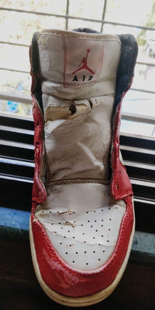 how to repair nike shoes