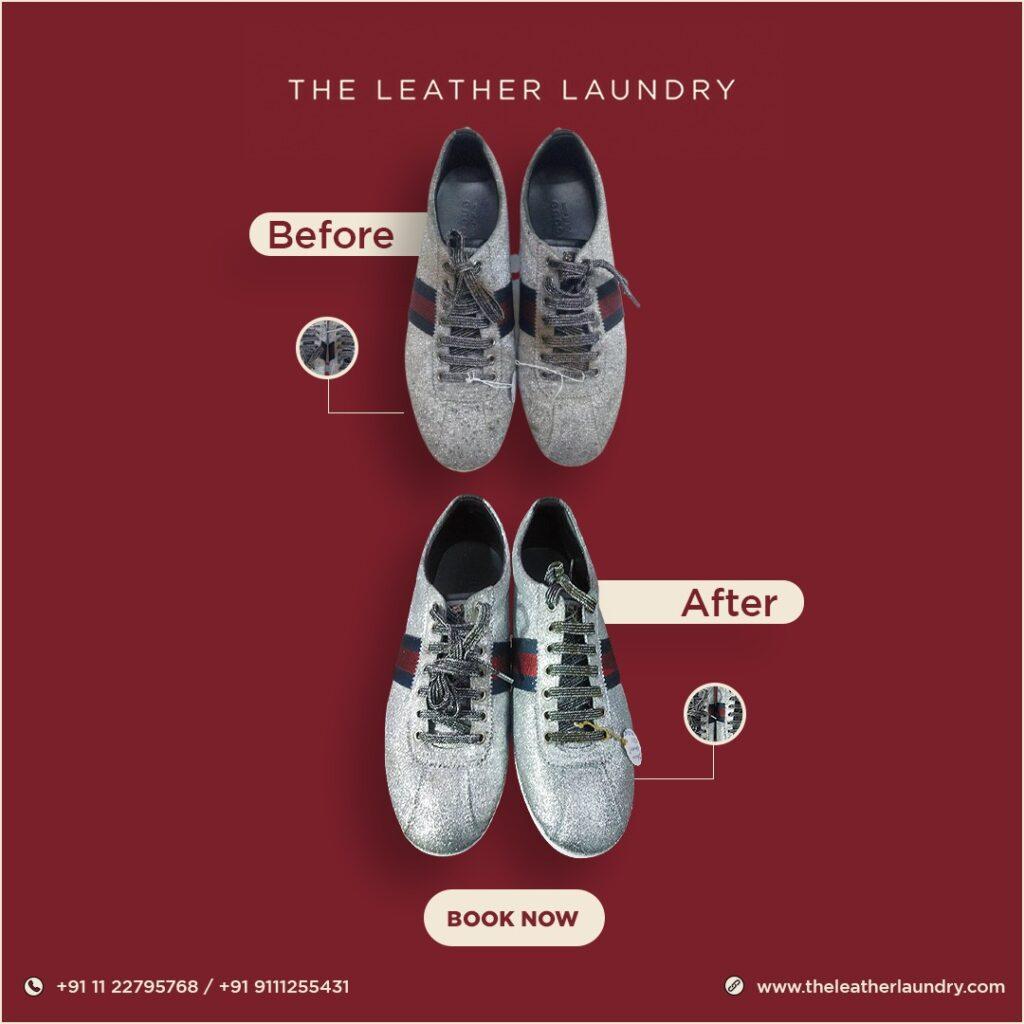 shoe cleaning service in Hyderabad, Chennai, Kolkata, Pune & Bangalore